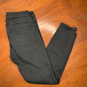 Gap Black Legging Skinny Jeans Size 28